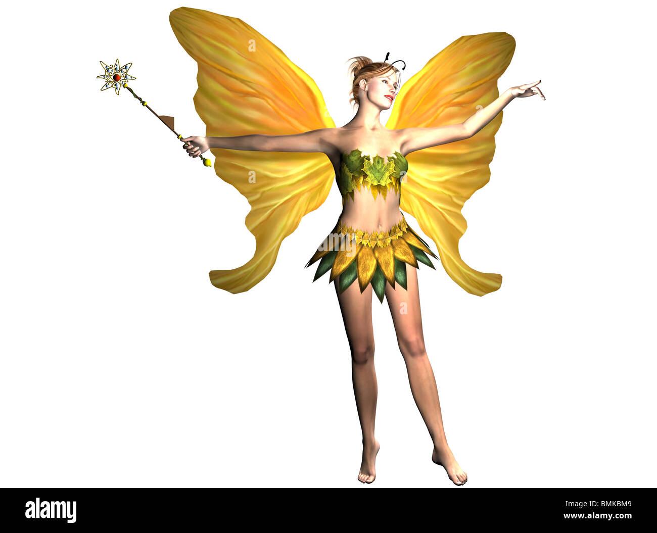Fairy - Stock Image
