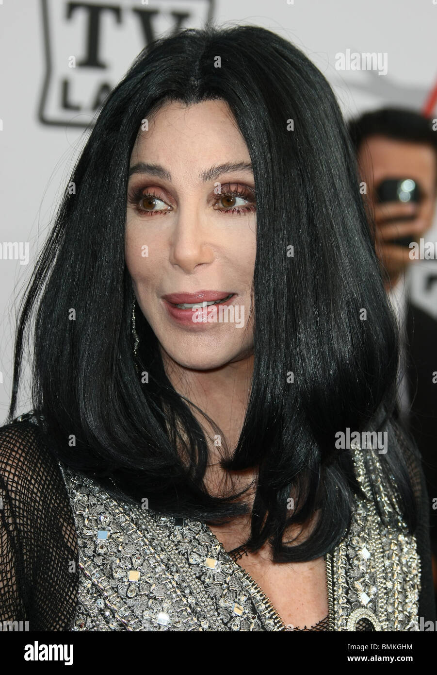 CHER TV LAND PRESENTS THE AFI LIFE ACHIEVEMENT AWARD HONORING MIKE NICHOLS CULVER CITY LOS ANGELES CA 10 June 2010 Stock Photo