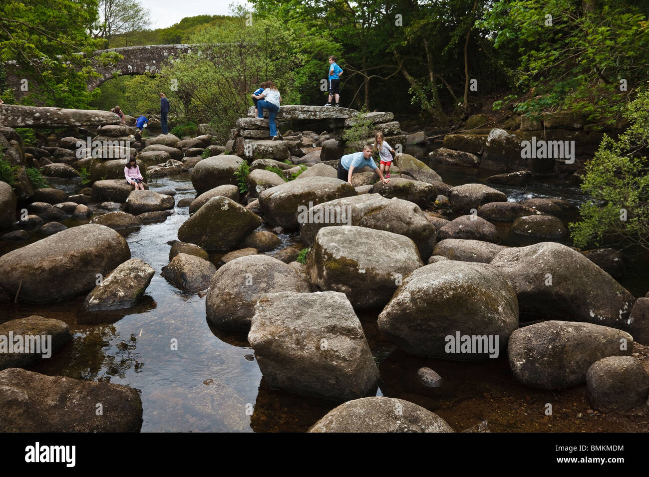 Clambering Over Rocks Stock Photos Amp Clambering Over Rocks