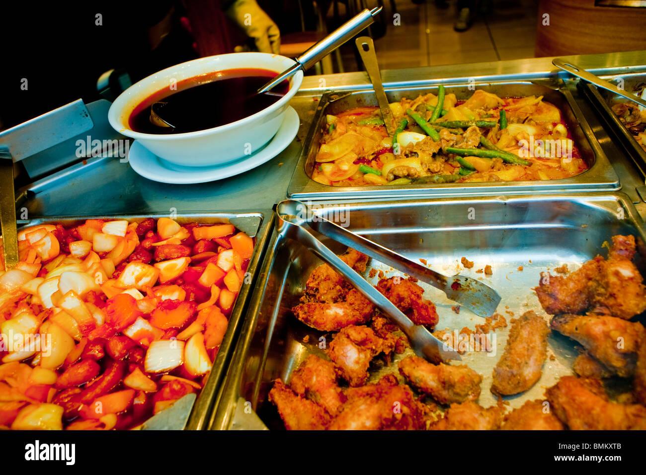 Pleasing London Chinatown Chinese Restaurants Detail Food Trays Download Free Architecture Designs Jebrpmadebymaigaardcom