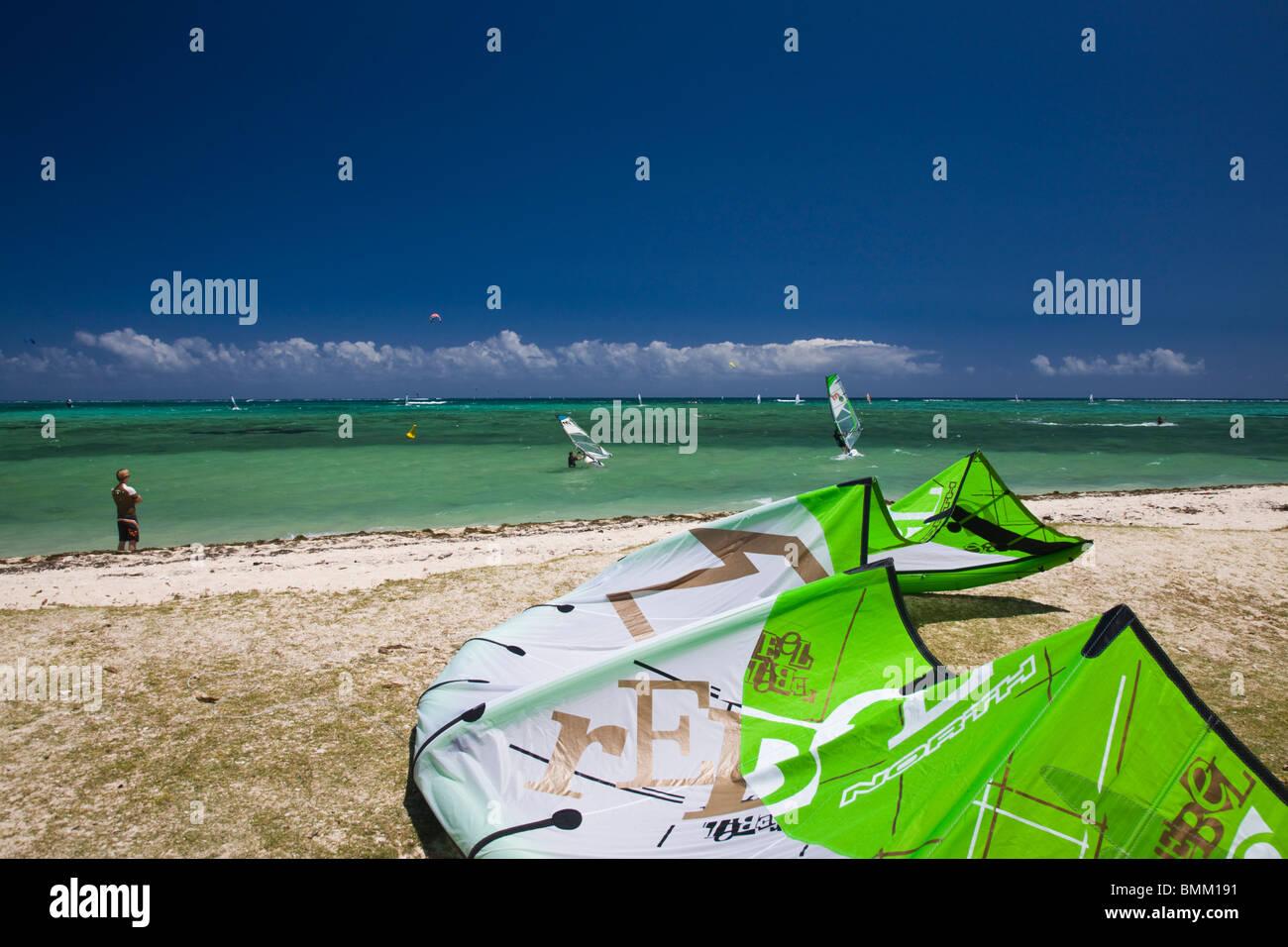 Le morne windsurfing