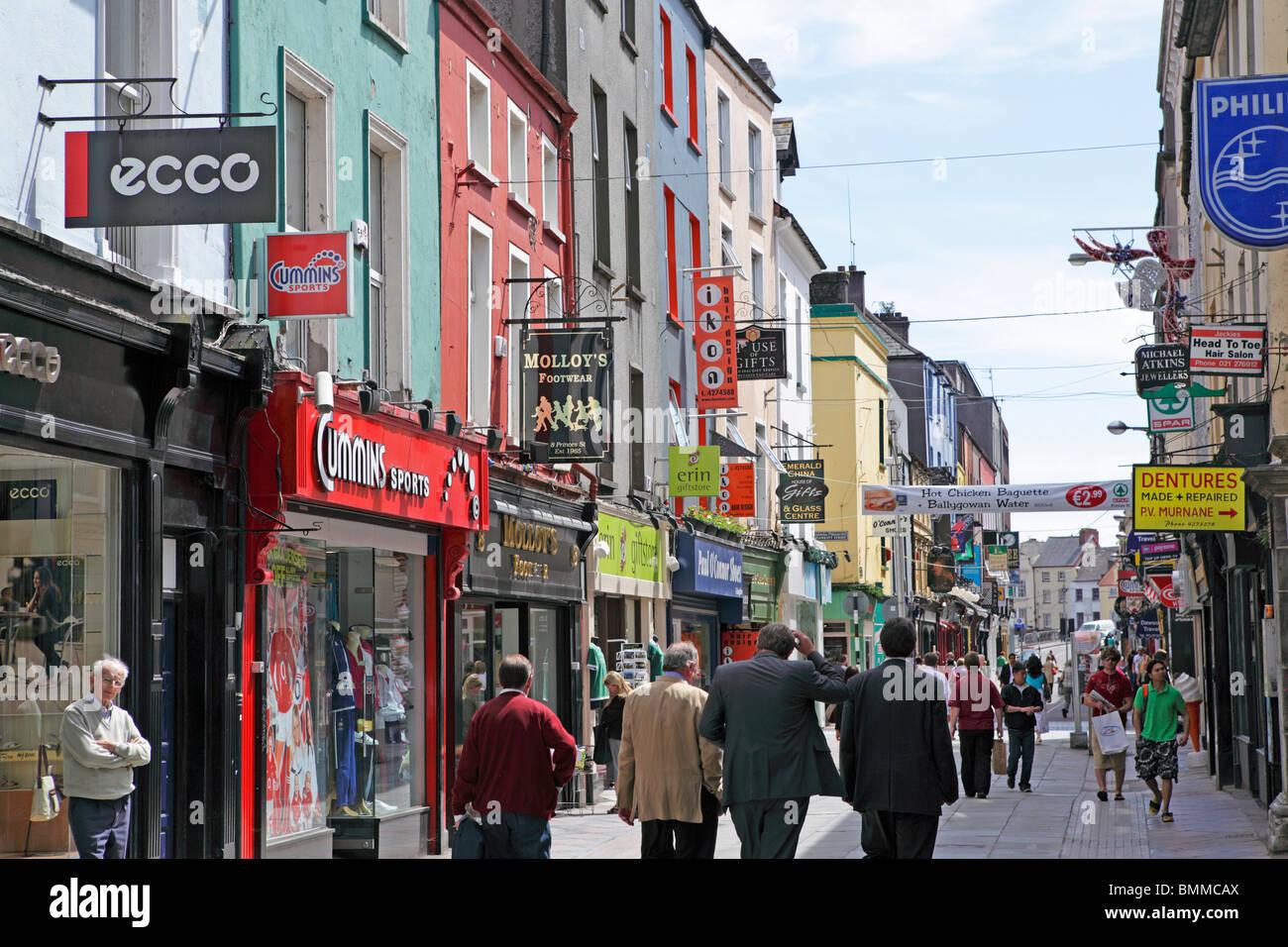 Cork Shopping City Centre