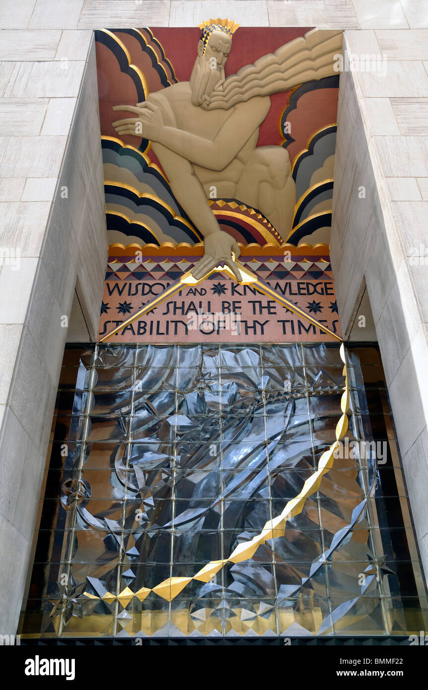 """""""Wisdom & Knowledge Shall be the Stability of thy Times ..."""