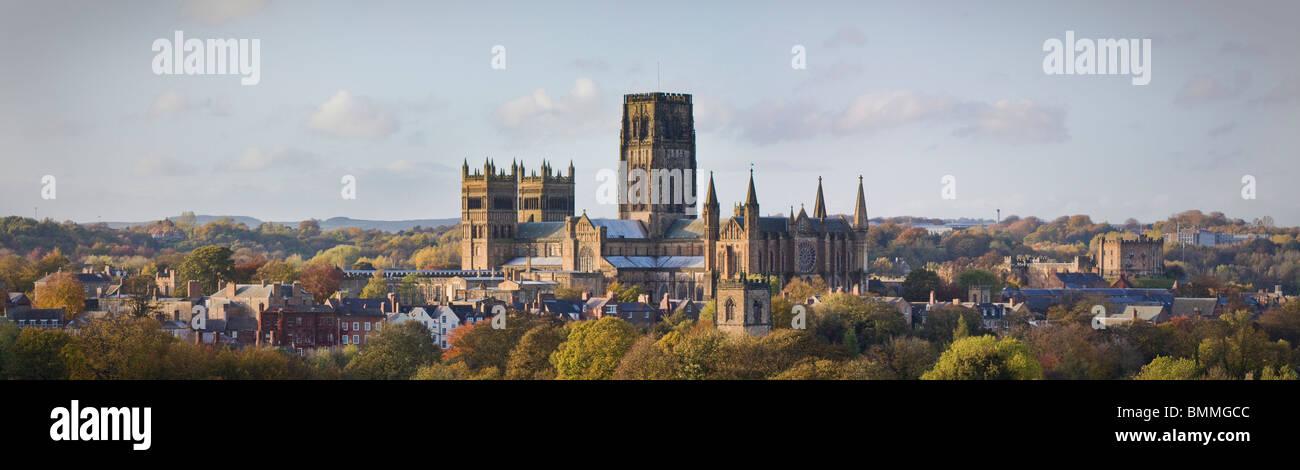 Durham Skyline Stock Photo 29955420 Alamy