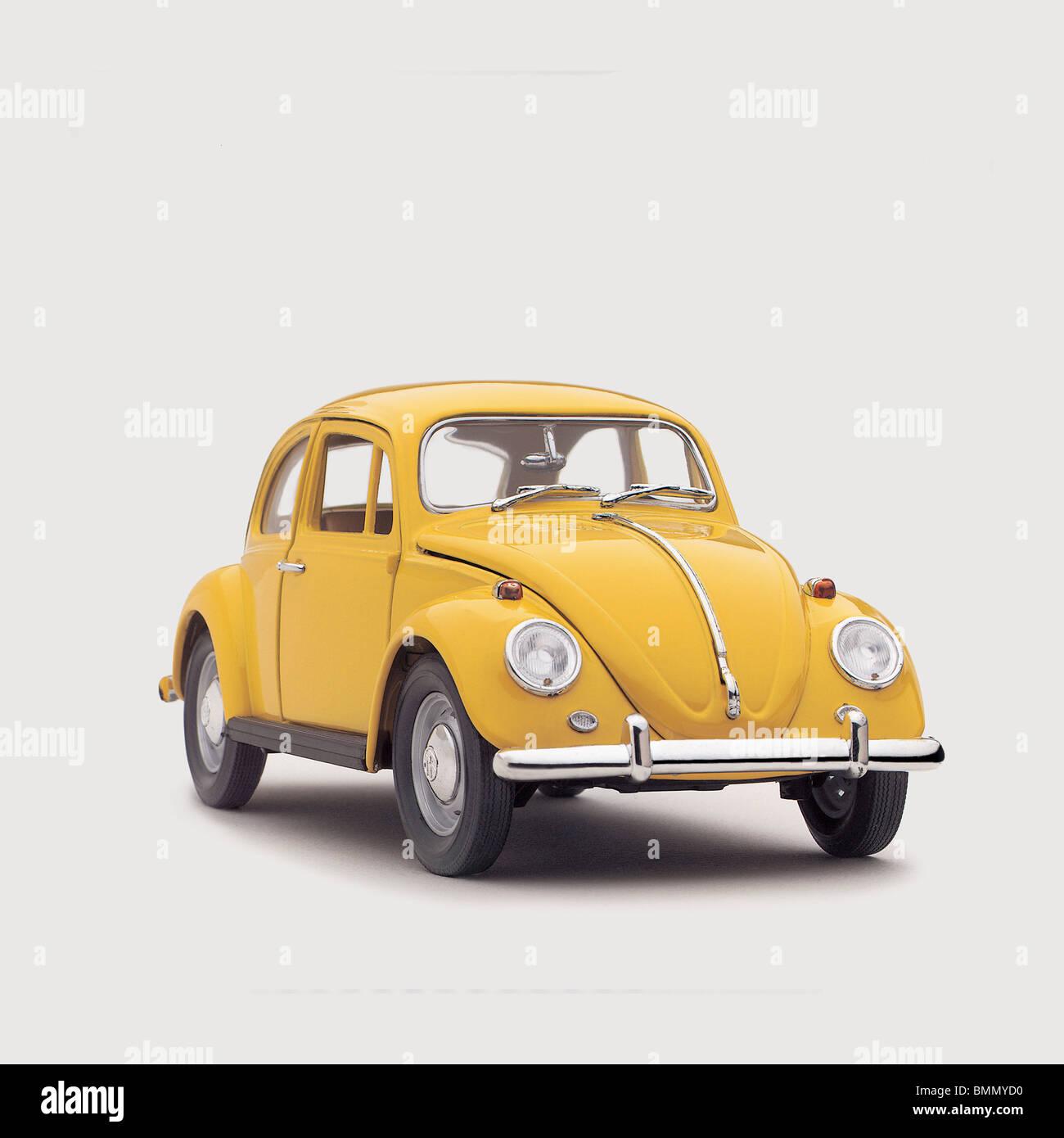 VW Beetle - Stock Image