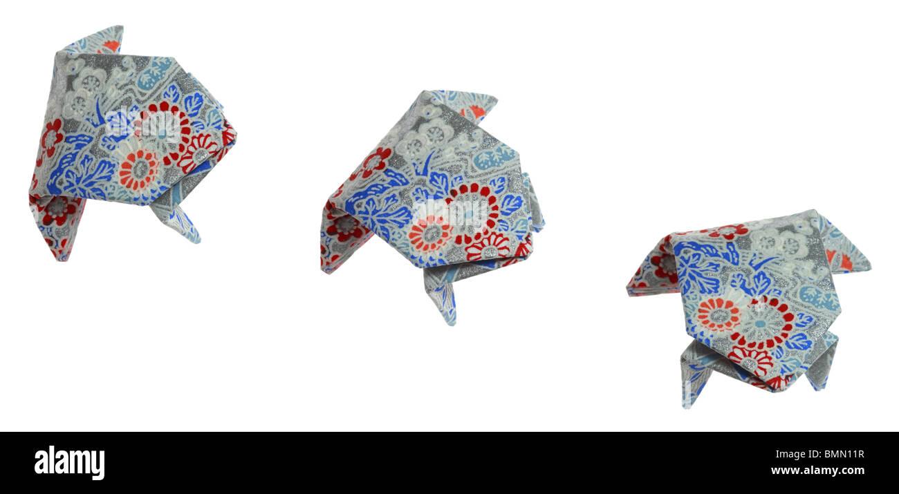 Making A Paper Ninja Star | How To Make A Paper Ninja Star ... | 715x1300