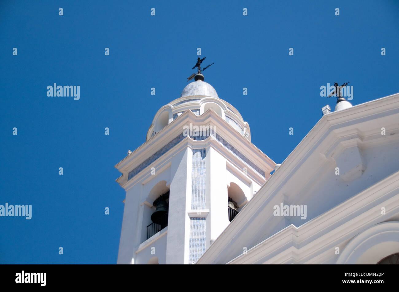 Basilica Nuestra Señora Del Pilar church, buenos aires, argentina - Stock Image