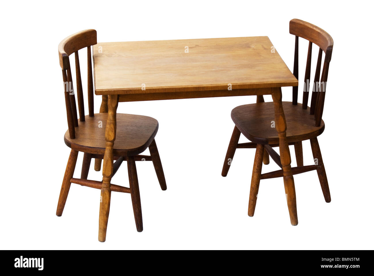 Enjoyable Childs Wood Table And Chair Set With Spindles This Is A Interior Design Ideas Jittwwsoteloinfo