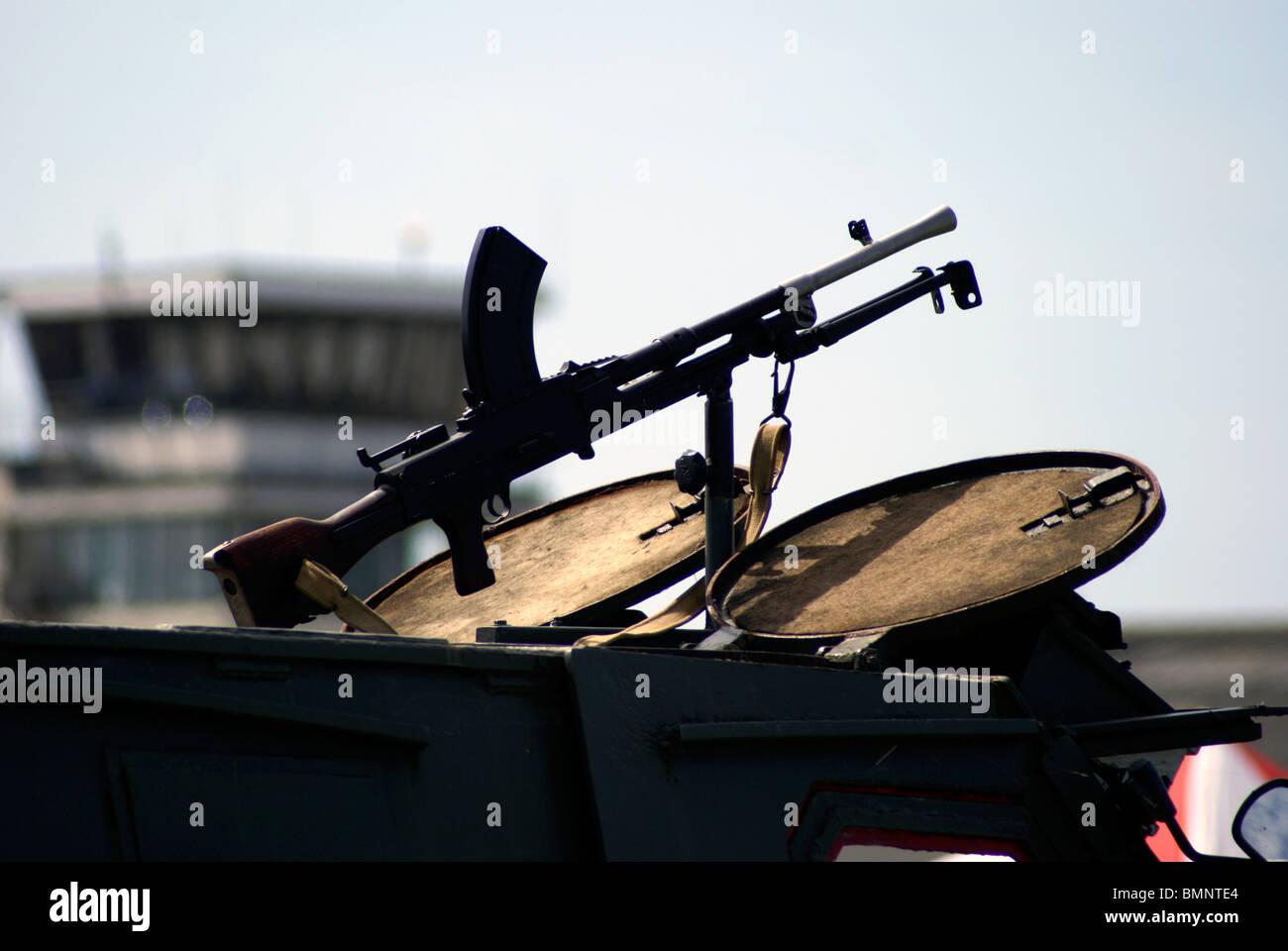 BREN GUN  303, LIGHT MACHINE GUN, LMG Stock Photo: 29983692 - Alamy