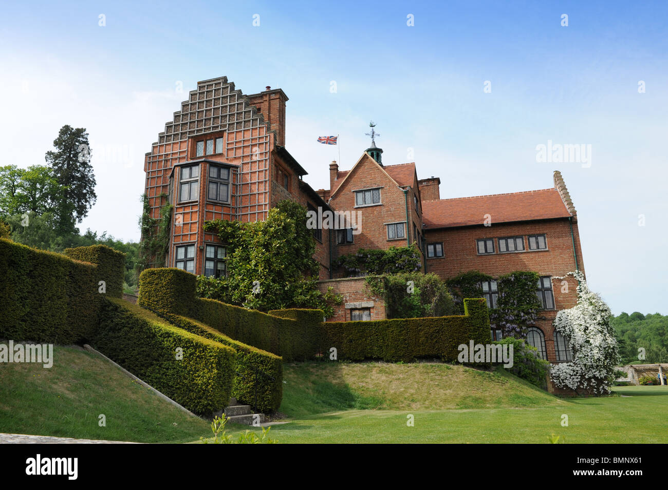 Chartwell The Former Home Of Sir Winston Churchill In Kent England Uk Stock Photo 29985033 Alamy