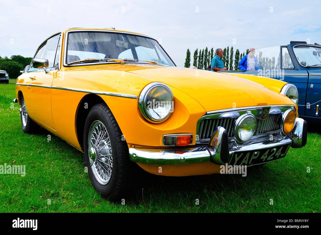 Mg Car Stock Photos Mg Car Stock Images Alamy - Mg car show