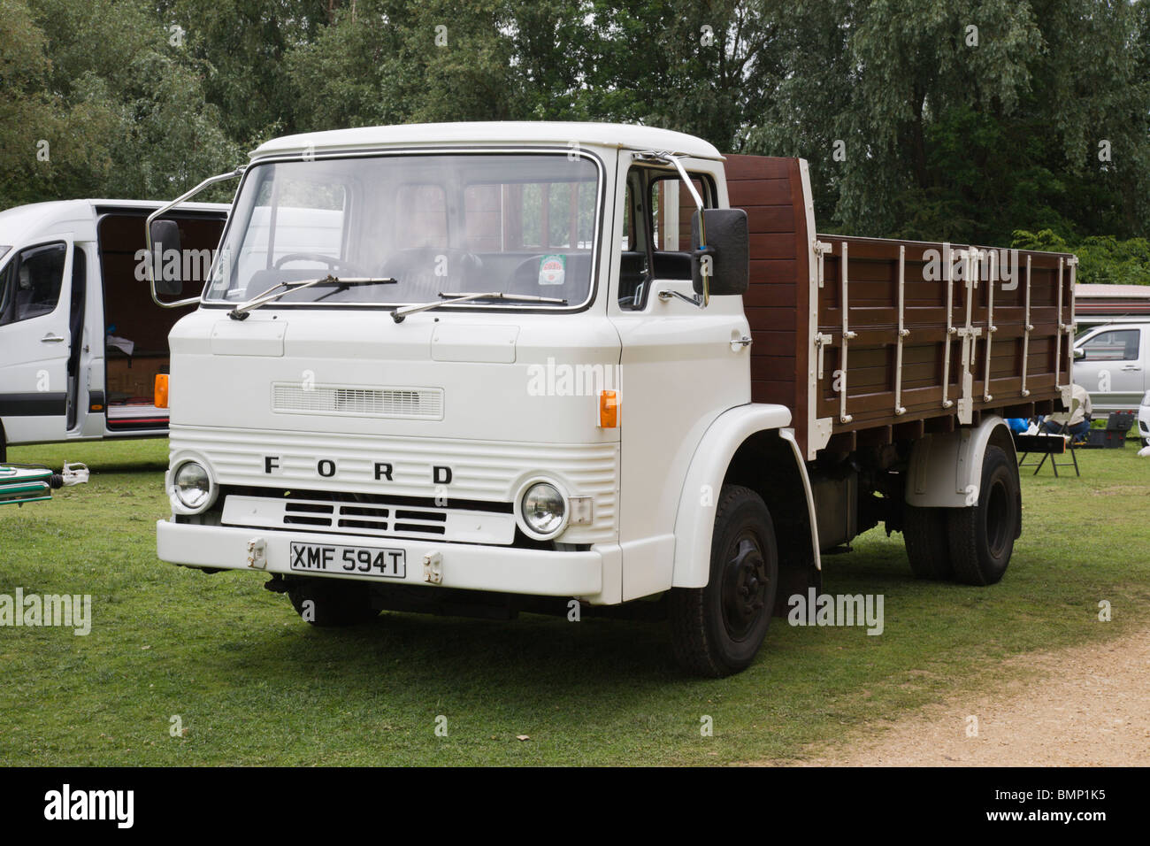 A Vintage Ford Lorry Stock Photo 29987753 Alamy