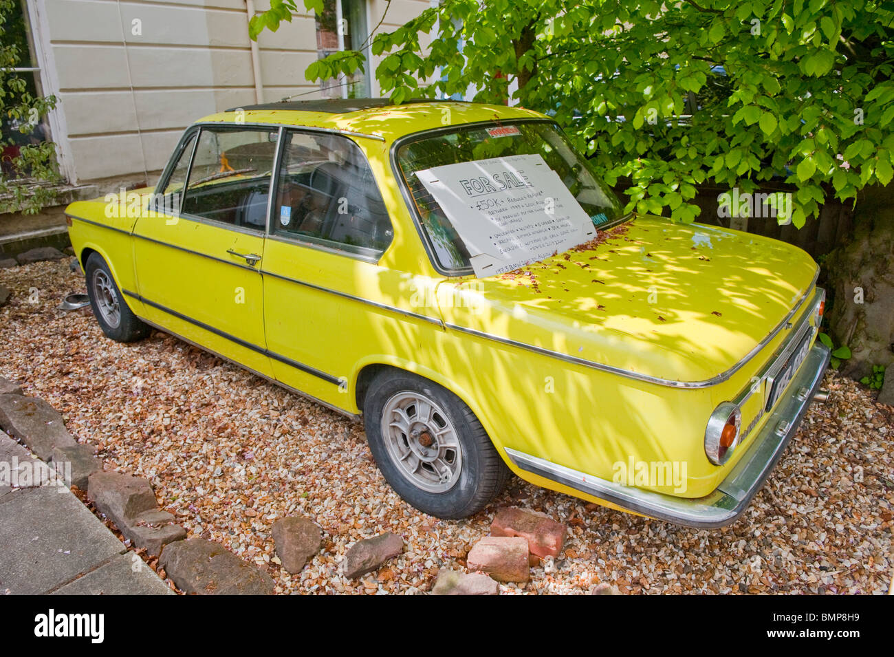 Bmw 2002 Tii High Resolution Stock Photography And Images Alamy