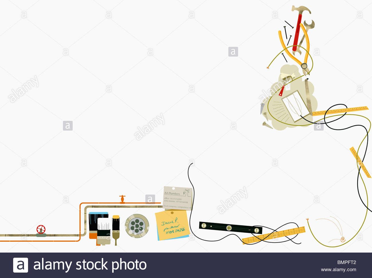 Do it yourself tools stock photo 29998866 alamy do it yourself tools solutioingenieria Gallery