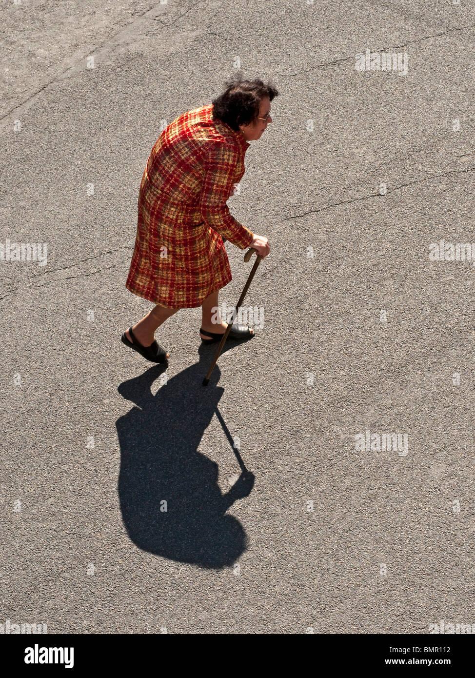 Hunchback Woman Stock Photos Amp Hunchback Woman Stock