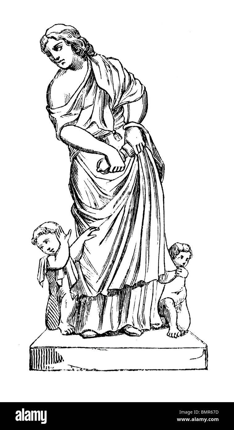 Medea - Stock Image