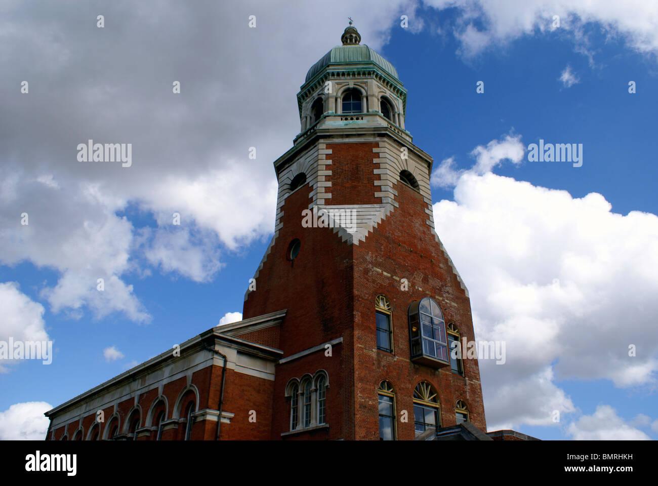 THE CHAPEL (ROYAL VICTORIA PARK) Stock Photo