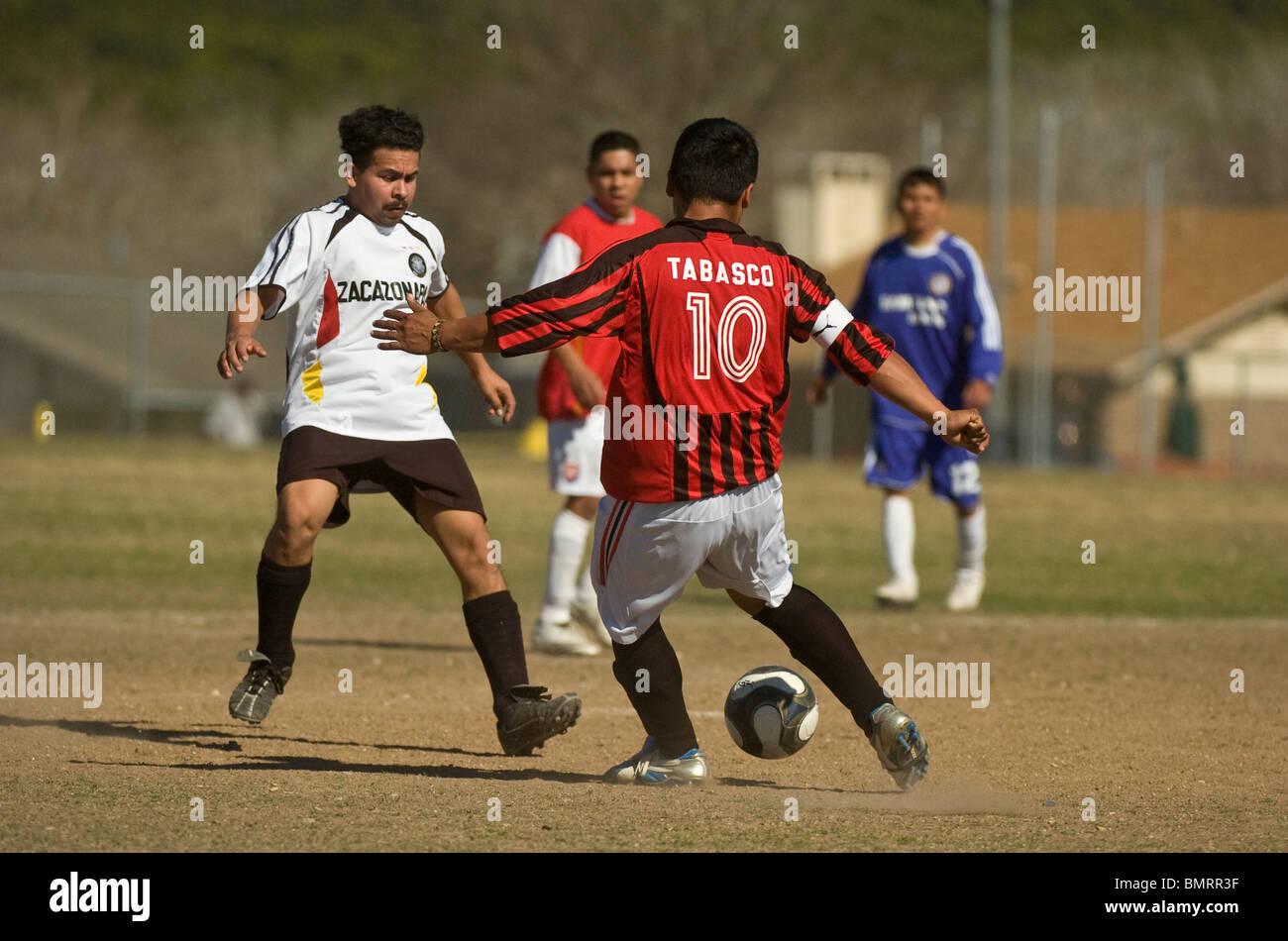 Amateur soccer clubs