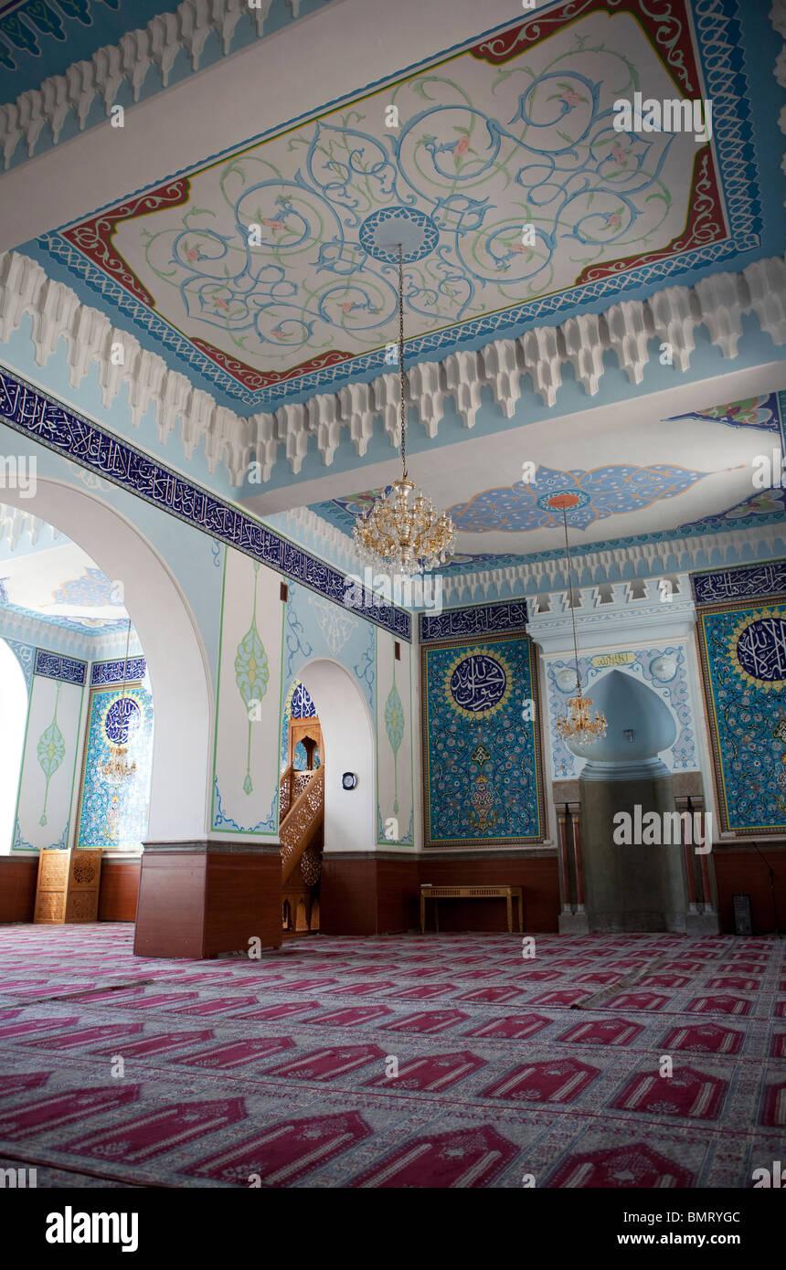 Mosque Tbilisi, Georgia Stock Photo