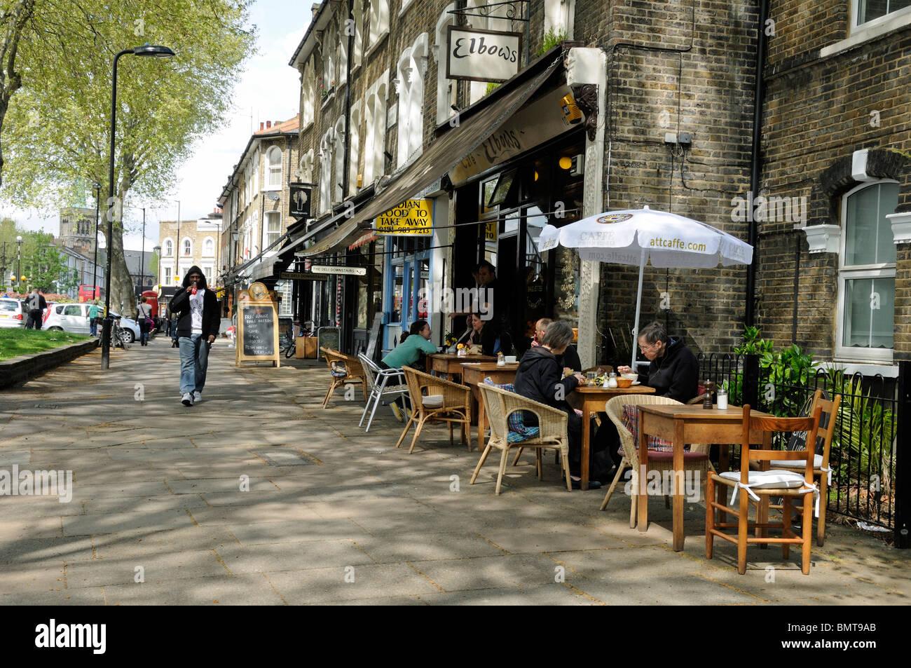 Beach Street Cafe Manchester