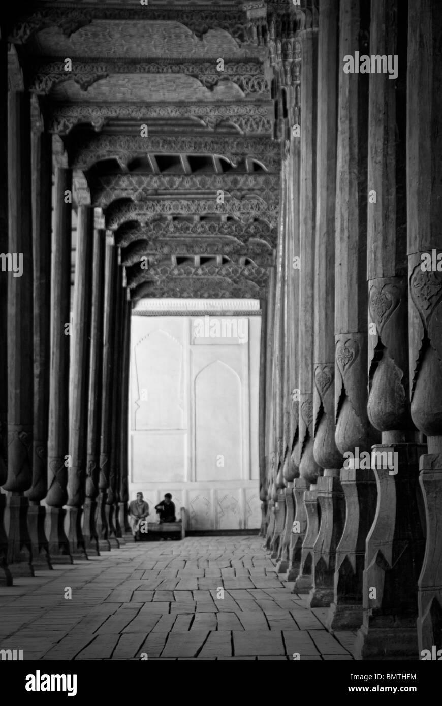 Juma Mosque, Khokand, Uzbekistan. - Stock Image