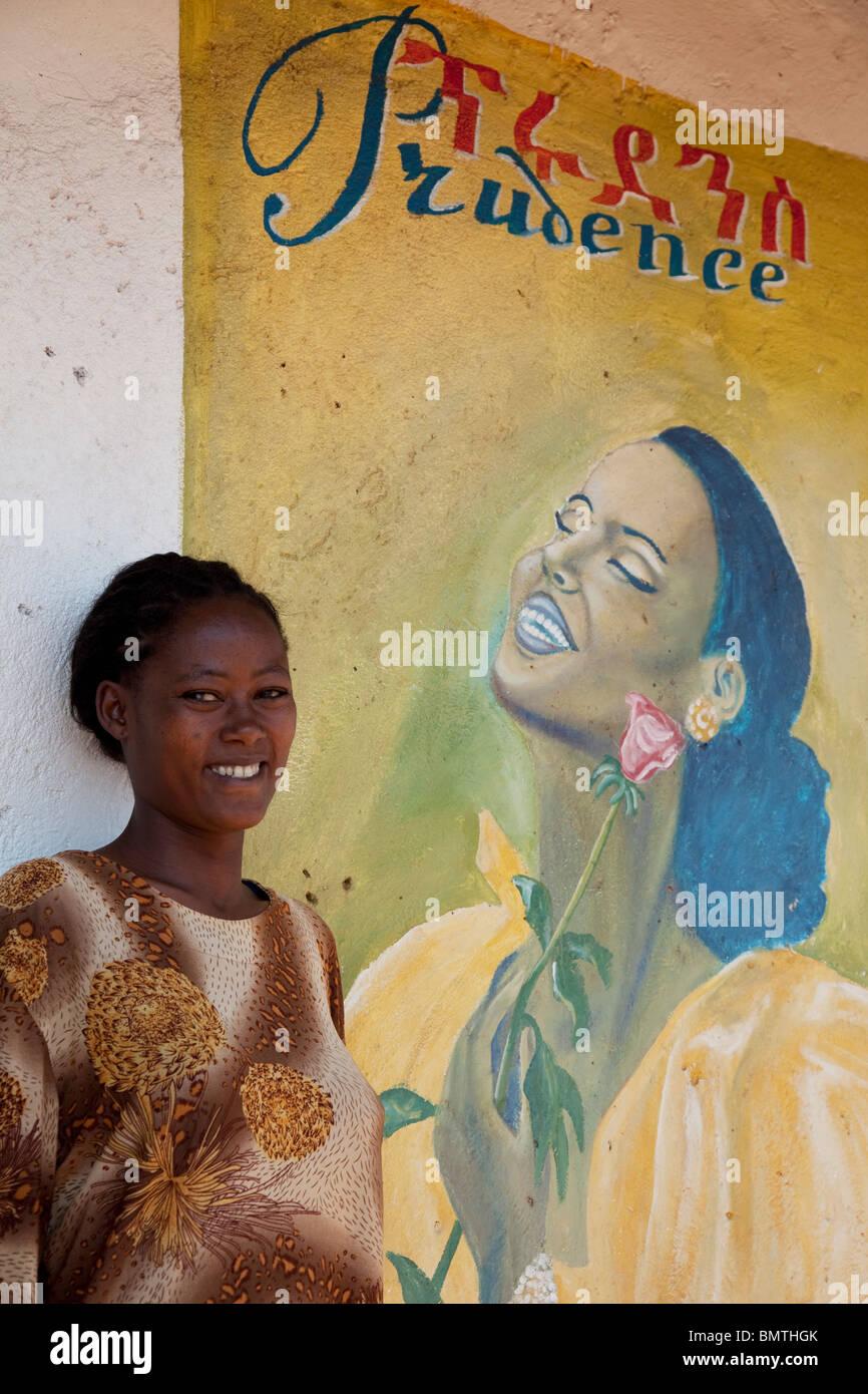 Africa. Ethiopia. Lalibela - Stock Image