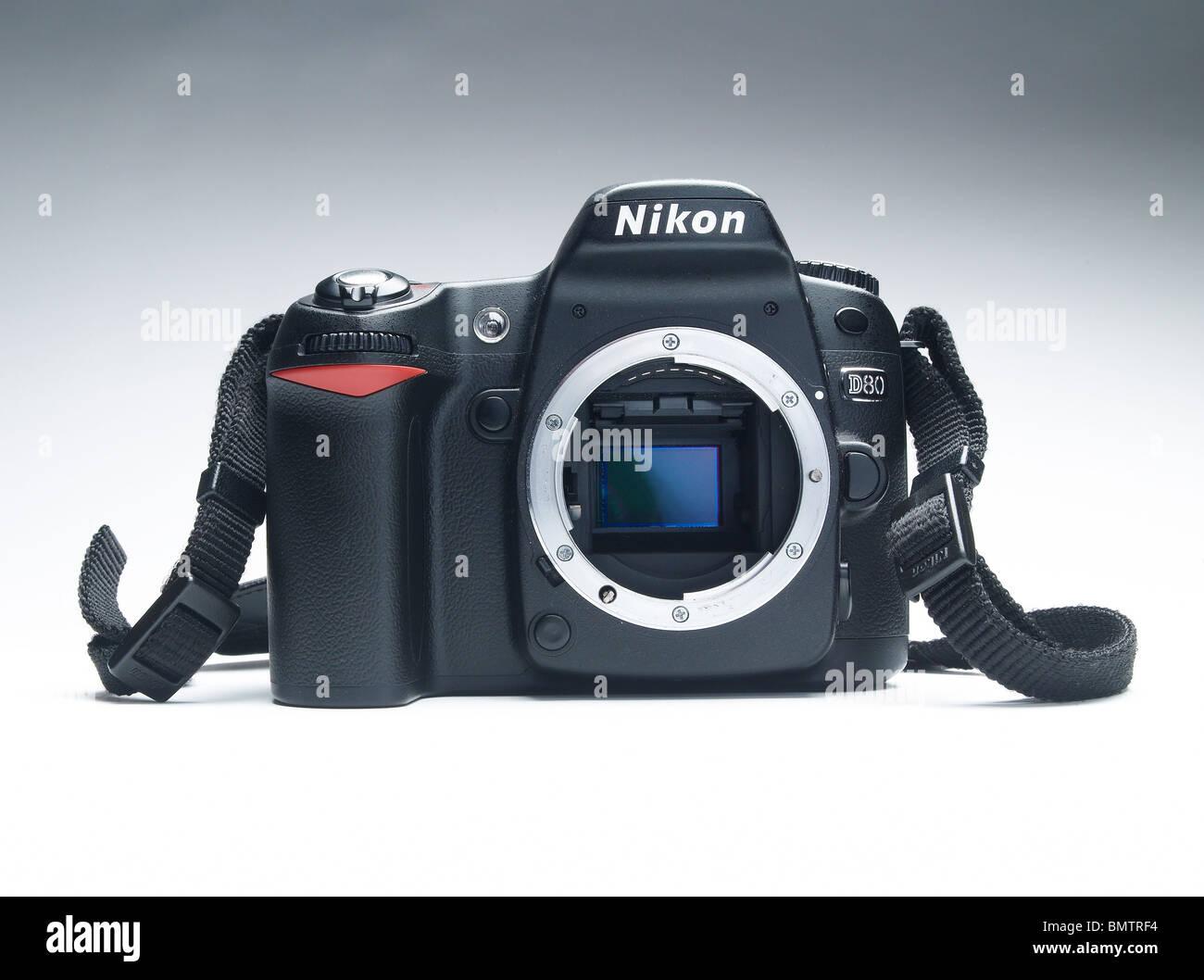 digital slr - Stock Image