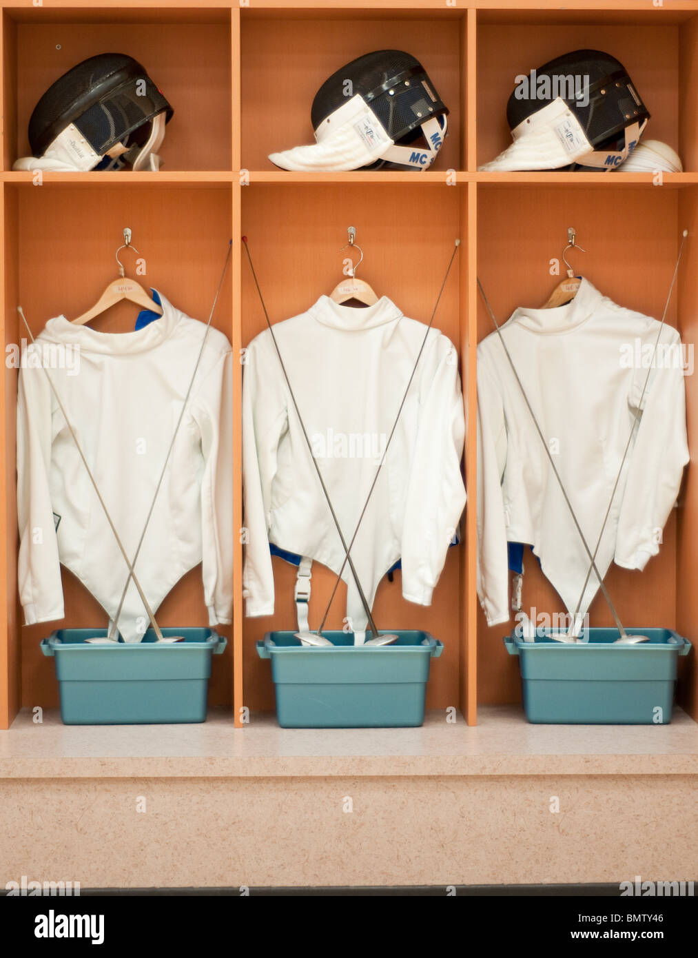 Fencing outfit and sword Stock Photo: 30051622 - Alamy