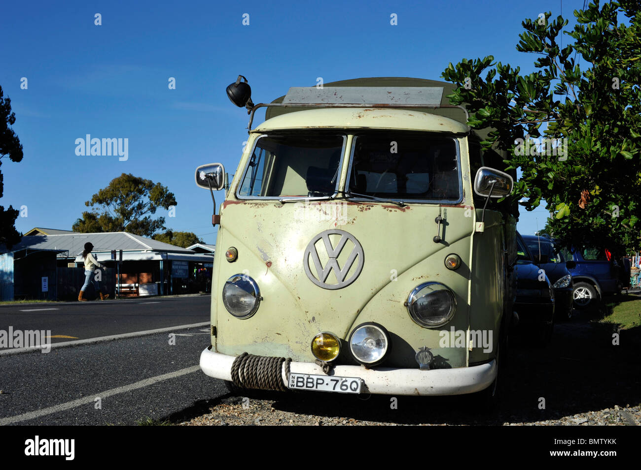 VW Kombi - Stock Image