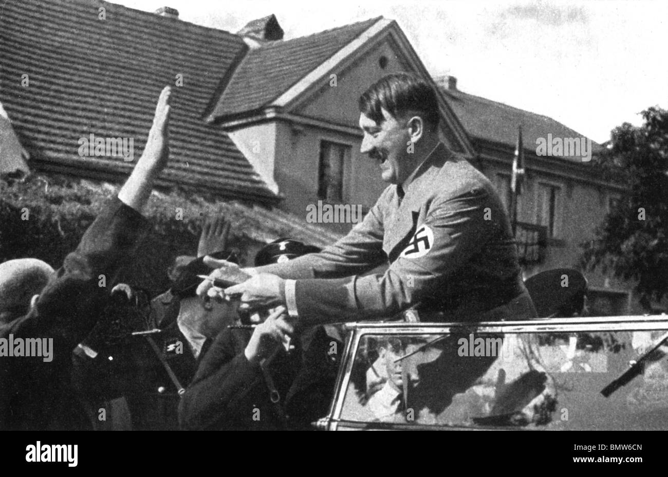 ADOLF HITLER  about 1933 Stock Photo