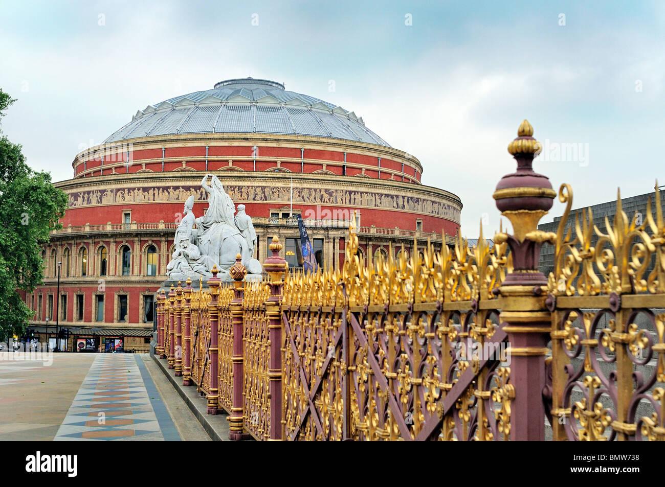 Royal Albert Hall - Stock Image