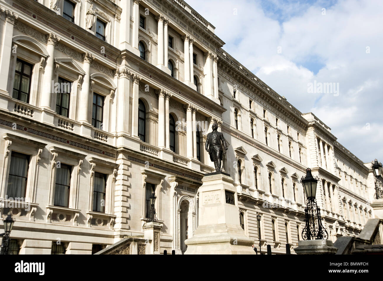 The Foreign & Commonwealth Office, Whitehall, London, England, UK - Stock Image
