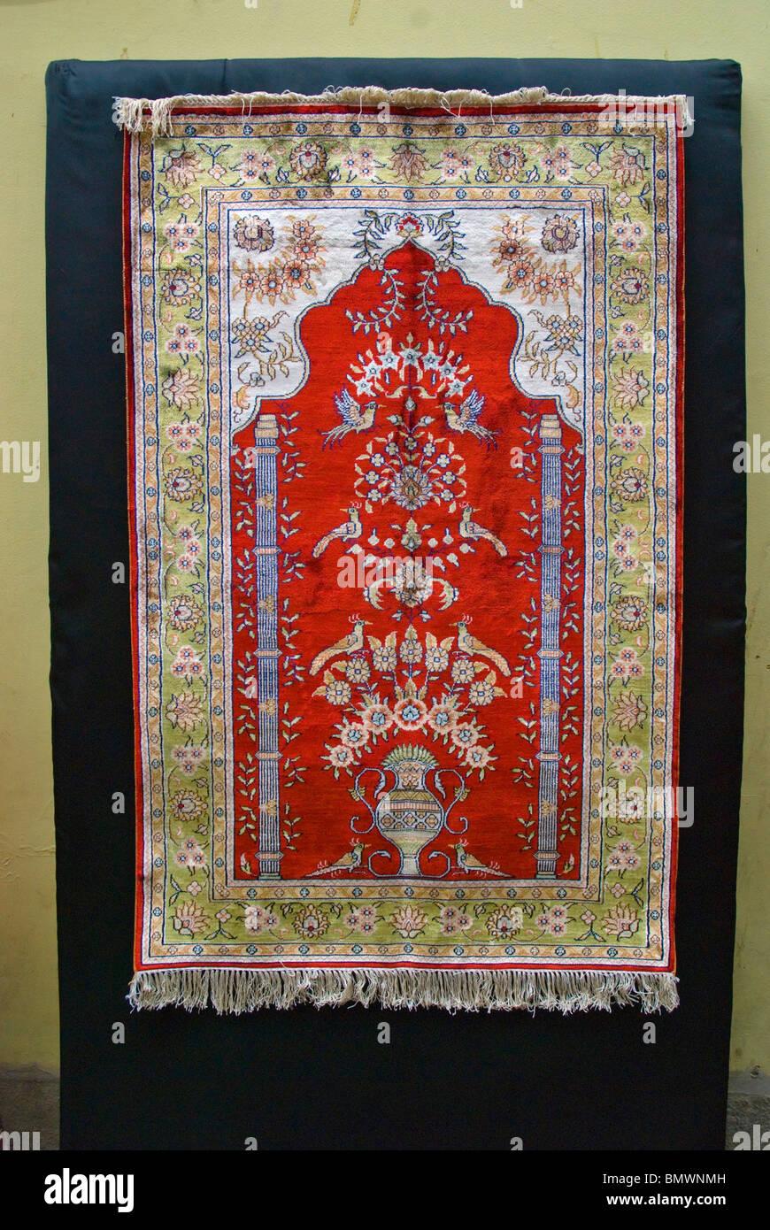 Oriental Carpet Nobody Stock Photos Amp Oriental Carpet