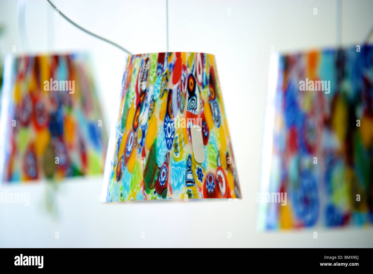 colored glass lighting. Multi Coloured Glass Lamp Shades Colored Lighting
