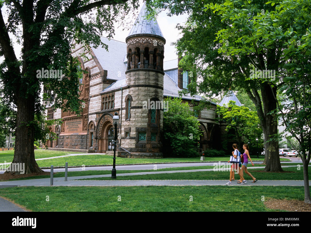 Princeton College Campus Students Stock Photos & Princeton College ...