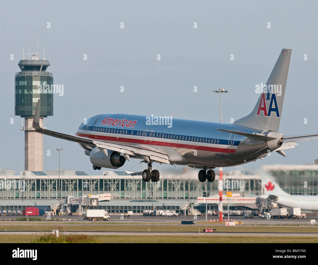 American Airlines Stock Photos & American Airlines Stock