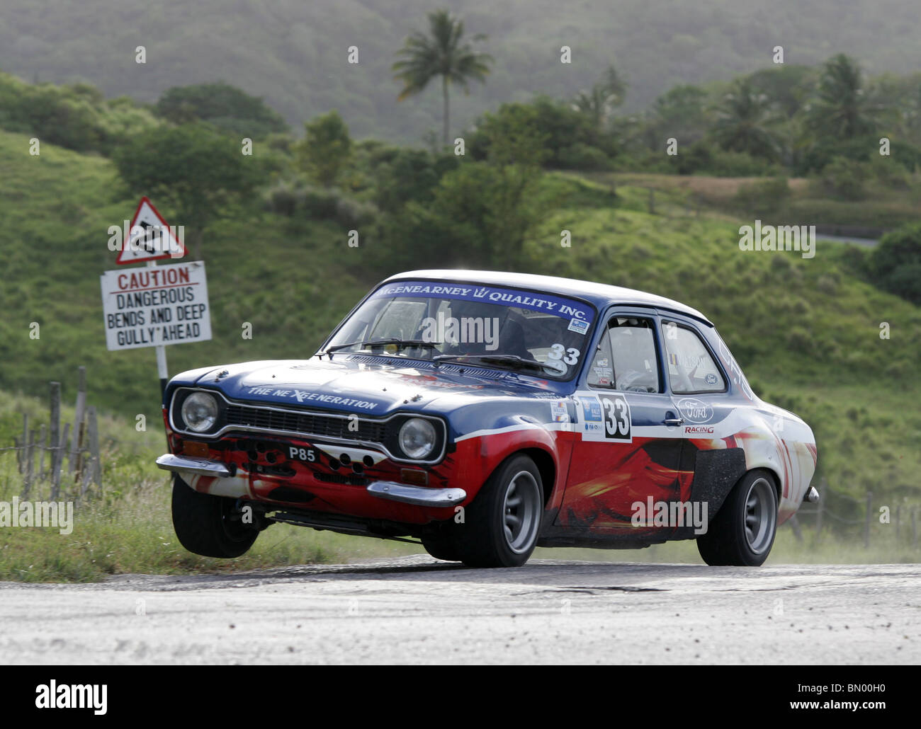Ford Escort Rally Car Stock Photos & Ford Escort Rally Car Stock ...