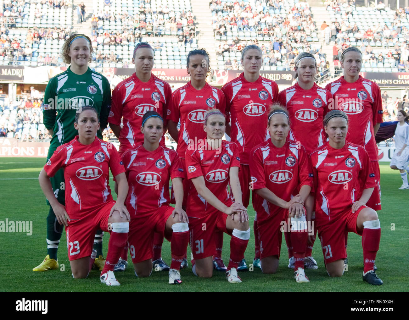 madrid spain 16 05 2010 the uefa womens champions league final played stock photo alamy https www alamy com stock photo madrid spain 16 05 2010 the uefa womens champions league final played 30139273 html