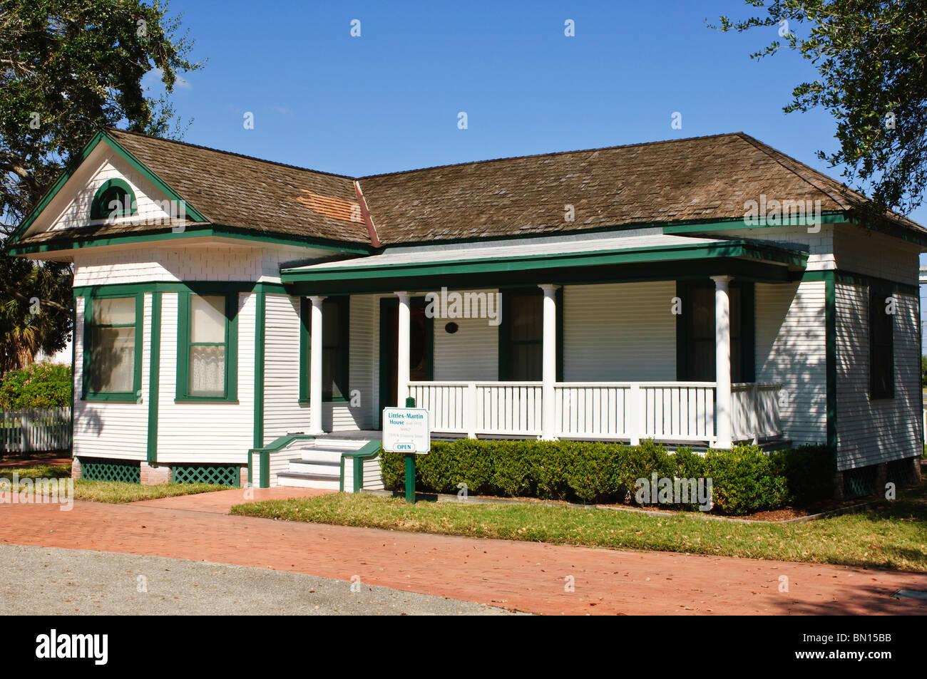 Texas, Corpus Christi, Heritage Park. - Stock Image