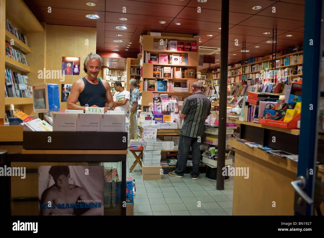 Paris Gay Shops
