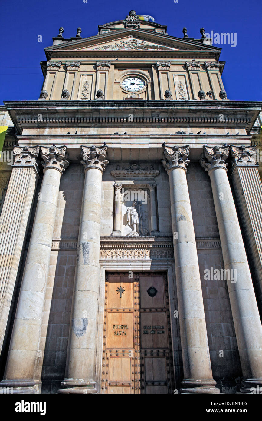 Cathedral (1815), Guatemala City, Guatemala - Stock Image