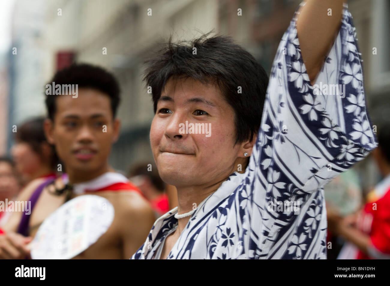 Asian gay islander man new pacific york