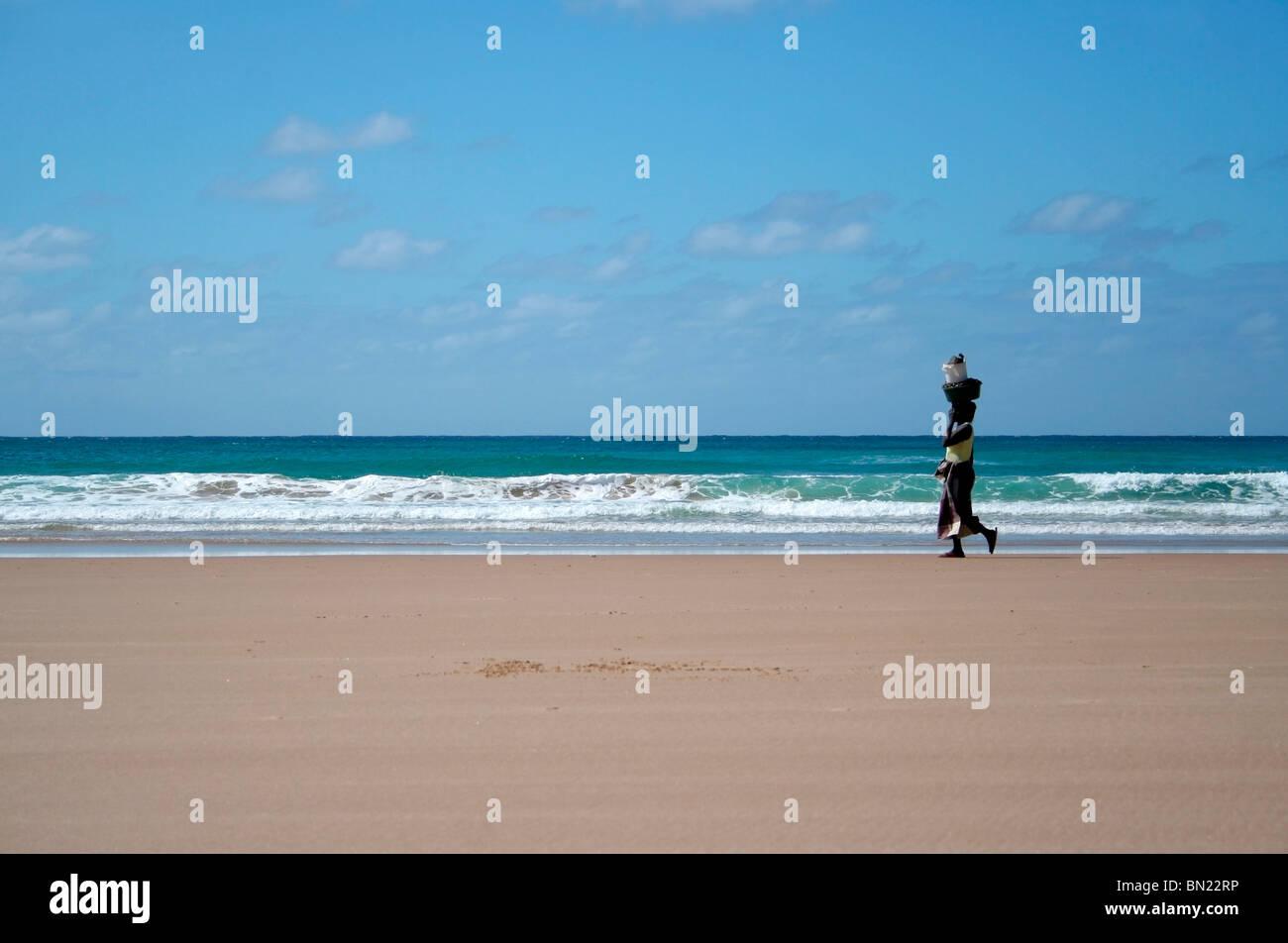 Mozambican Vibe - Stock Image