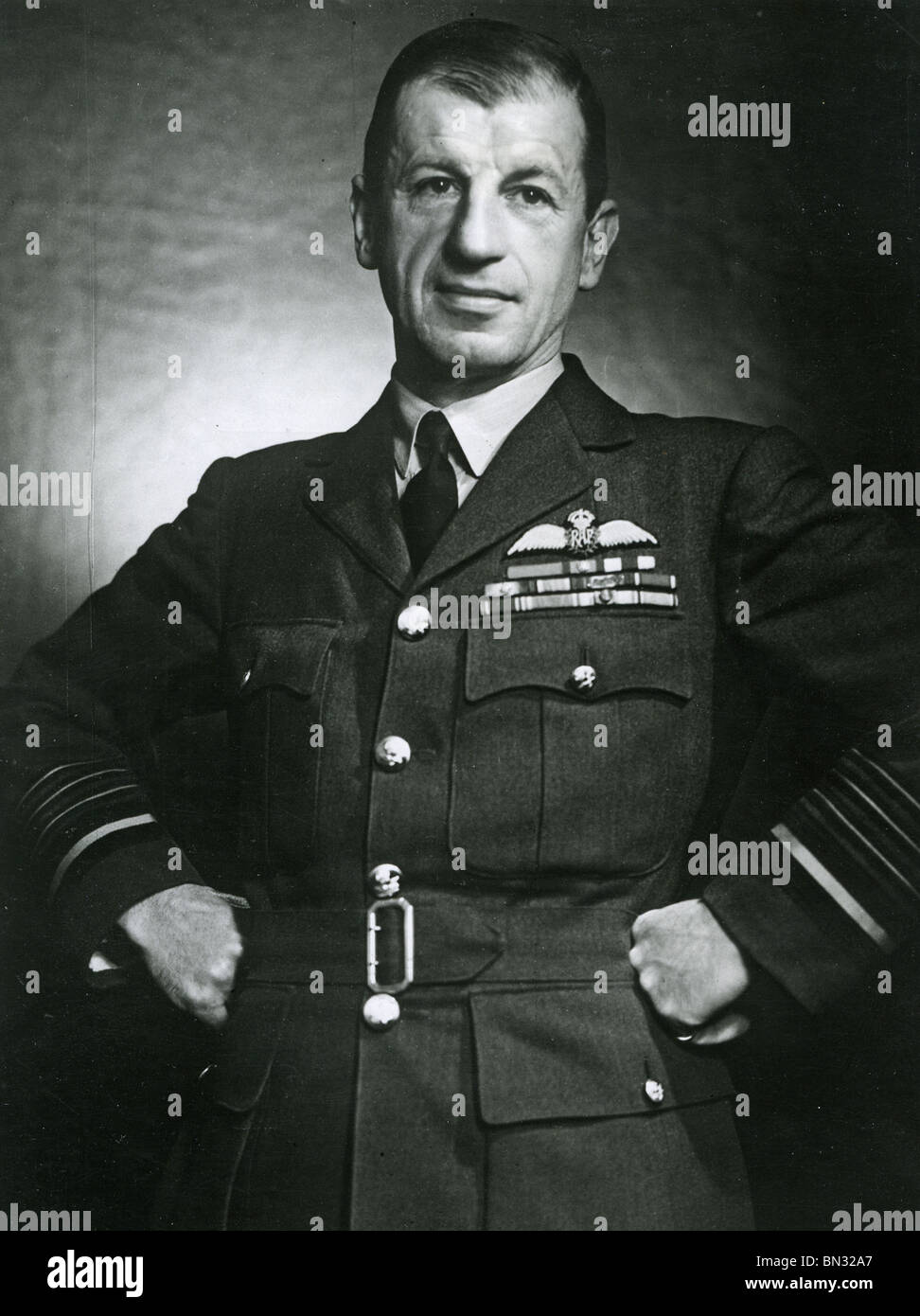 CHARLES PORTAL (1893-1971) - Marshal of the RAF and British Chief of Air Staff during most of WW2 - Stock Image