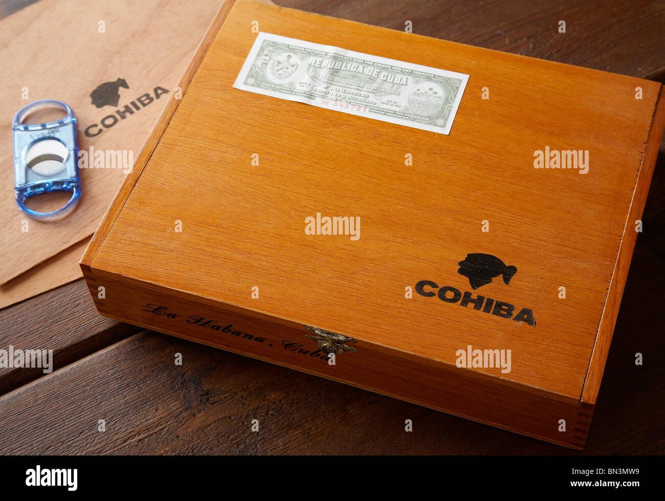 Cuban Cigar Box Stock Photos Cuban Cigar Box Stock Images Alamy