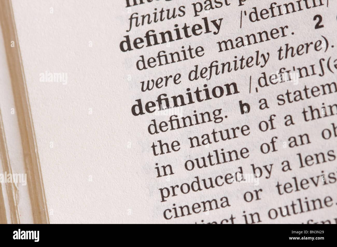 Dictionary Book Stock Photos & Dictionary Book Stock Images