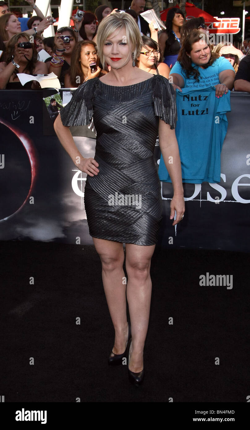 6871621914c JENNIE GARTH THE TWILIGHT SAGA  ECLIPSE PREMIERE AT THE LOS ANGELES FILM  FESTIVAL DOWNTOWN LOS