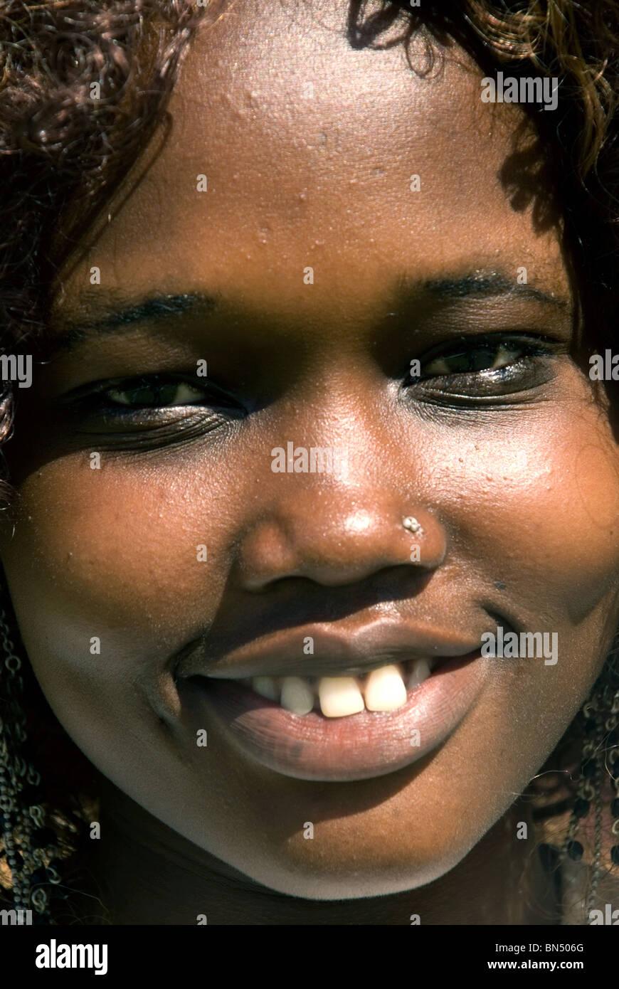 Black african girls