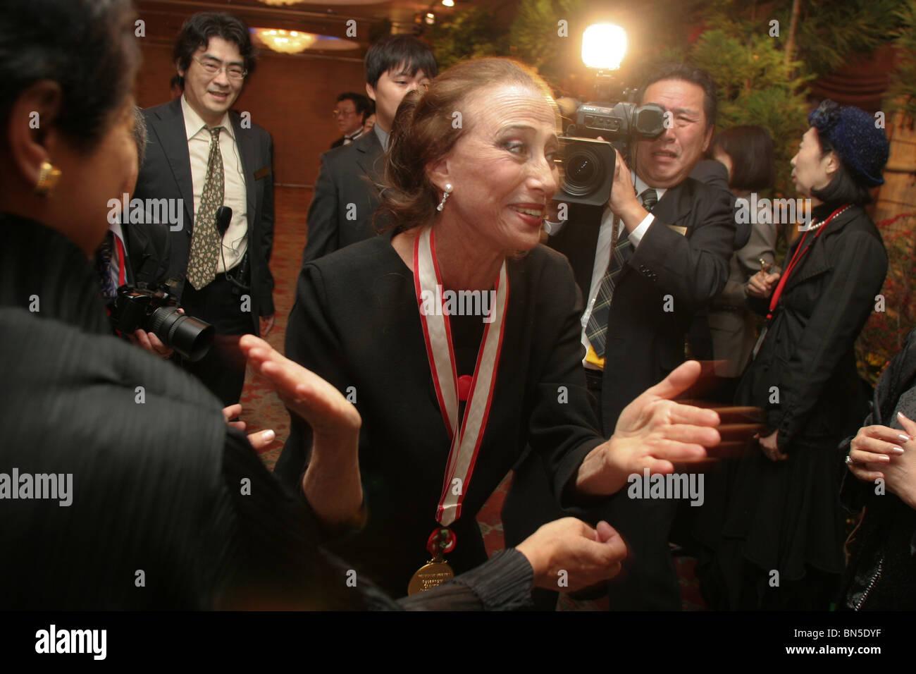Maya Plisetskaya Awards 93