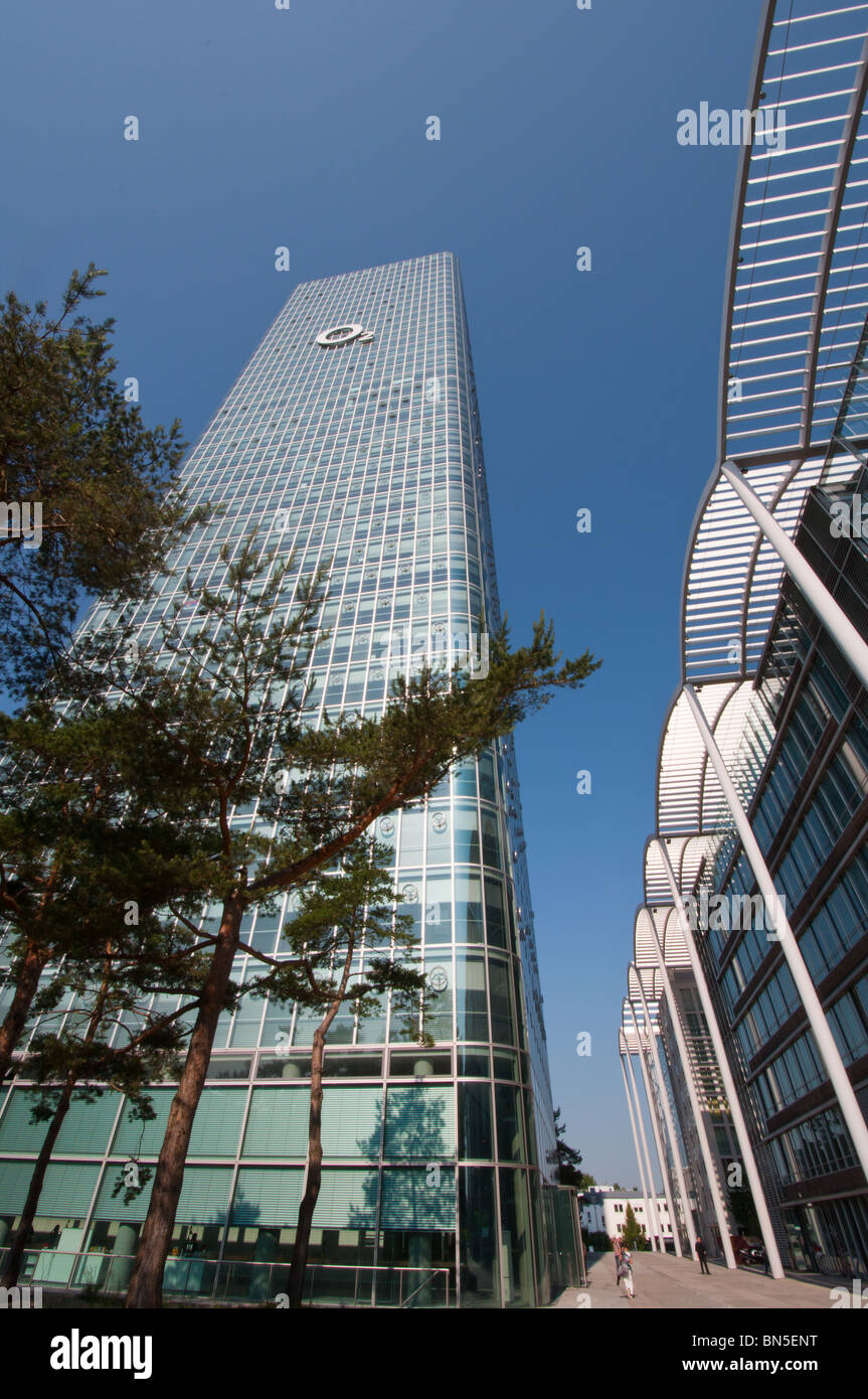 O2 Germany headquarters, Munich - Stock Image